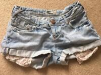 New Look Shorts, size 8