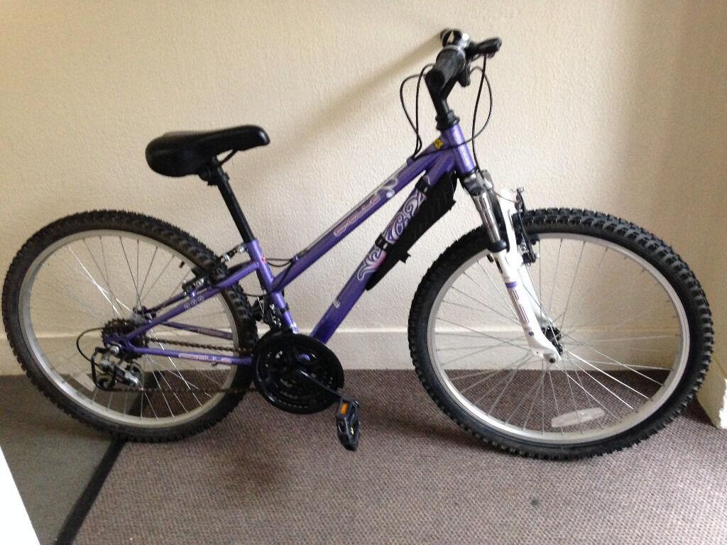 Apollo xc 24 kids mountain bike
