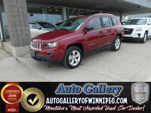 2015 Jeep Compass Sport 4x4*Low Price