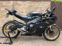 Yamaha R6 Excellent condition Low Miles 600cc