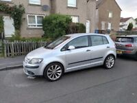 Volkswagen Golf Plus 1.9TDI Leather Heated Seats, Bluetooth Radio,