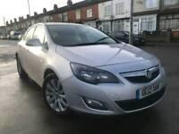 Vauxhall Astra diesel Sat nav free road tax