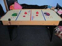 Air Hockey Table 5ft long made by BCE