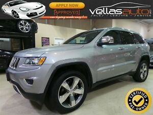 2015 Jeep Grand Cherokee LIMITED**4X4**NAVI**20ALYS**