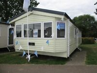 Family Holiday home for sale, Static caravan at sea side location!!