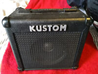 Kustom KGA10 Guitar amplifier