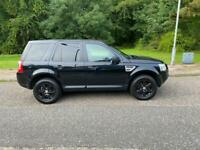2007 Landrover Rover Freelander 2.2 Td4 GS 5dr Automatic
