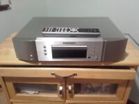 Marantz CD5005 CD Player Silver Hi Fi Seperate