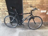Btwin bike in Good condition- Rain Gards, Shimano gears, Front/back lights, bottle holder
