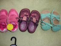 Girls shoes bundle size 4