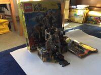 Lego Lone Ranger set 79110