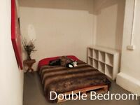 Double Bedroom in Stoke Newington Warehouse