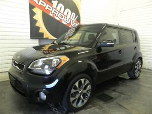 2013 Kia Soul 2.0L 4u Luxury*Ac*Cuir*Camera*Toit*Navigation*