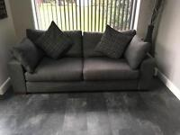 Next grey sofa and chair