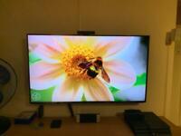 """Panasonic Viera TX-50CX802B 50"""" 3D 2160p UHD HDR LCD Internet tv"""