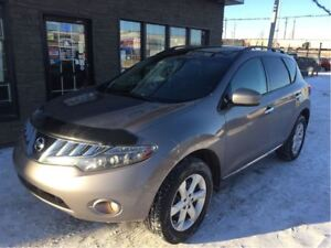 2010 Nissan Murano LE w/DVD Package AWD