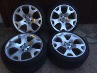 """bmw alloy wheels x5 tiger claw 19"""""""
