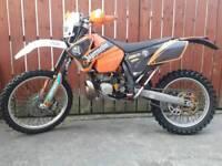 KTM 250 ENDURO