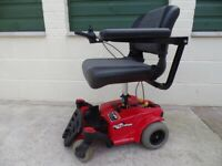 Mobility Scooter Pride GoChair Power Chair - In very good condition