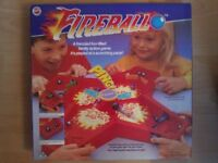 Fireball, Boxed and with instructions - Pinball style board game