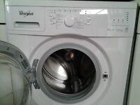 Whirlpool 6kg Washing machine A+++ 1400rpm