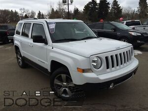 2016 Jeep Patriot HIGH ALTITUDE 4X4 w/ heated seats | pwr sunroo