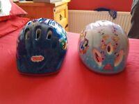 Childrens bike helmets