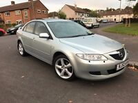 Mazda 6 Sport, 12 months MOT, 55k only, 10 stamps in the manual!