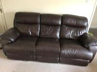 Recliner Sofa & Recliner Chair