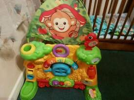 Baby vtech discovery tree tent sold as seen