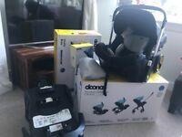 DOONA CAR SEAT & STROLLER PLUS ISOFIX
