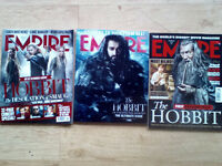 Empire magazines the hobbit