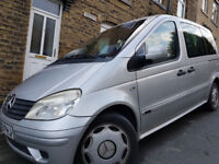 Mercedes Vaneo 1.6 2003 wheelchair access disabled conversion mobility car WAV