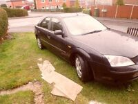 Ford mondeo mk 3 (2003) offside wing