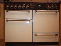 Rangemaster Leisure Gourmet 110 Dual Fuel Cooker