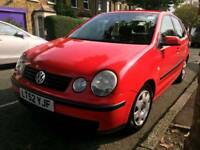 VW Polo 2002 Automatic FSH Very Low Genuine Mileage