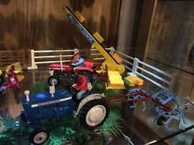 Britains Farm Toys Wanted Diecast or Plastic 1950 - 1998 - Tractors, equipment, lorrys CASH PAID