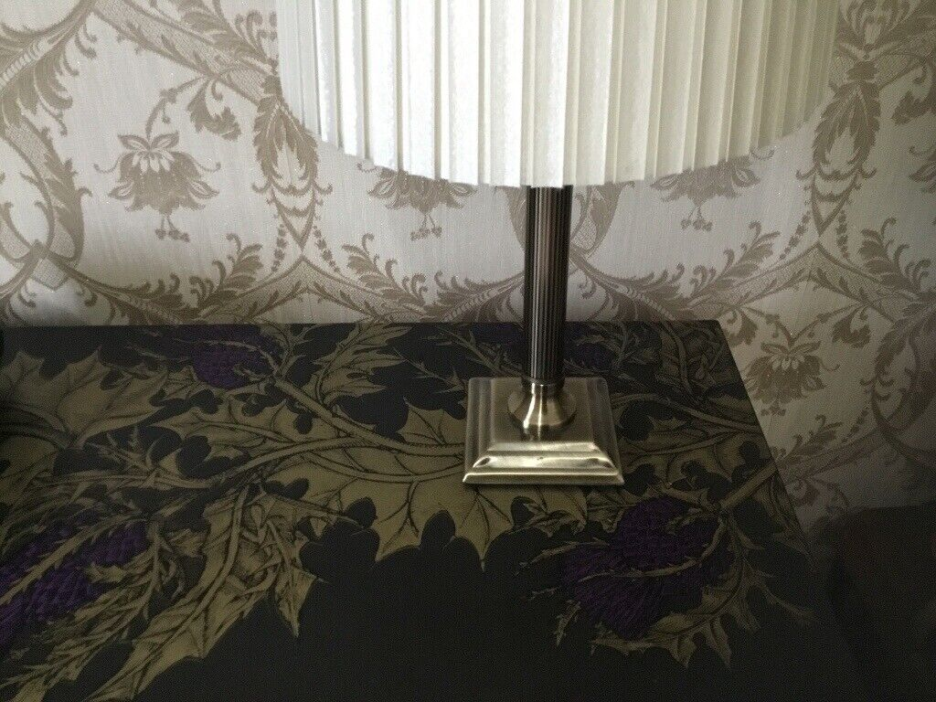 Table Lamp x2 | in Southside, Glasgow