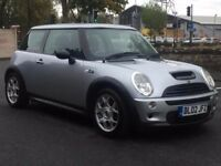 MINI COOPER S 2002 (02 REG)**£1299**VERY LOW MILES*LONG MOT*SERVICE HISTORY*PX WELCOME*DELIVERY