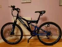 "Bike 'Dunlop sport' 26""wheels, 18"" frame, 18 speed"
