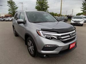2016 Honda Pilot EX... ONE OWNER... CLEAN CARPROOF