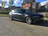 06 BMW 335d M Sport