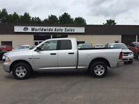 2009 Dodge Ram 1500 QUAD CAB! 4X4, HEMI! FINANCE NOW