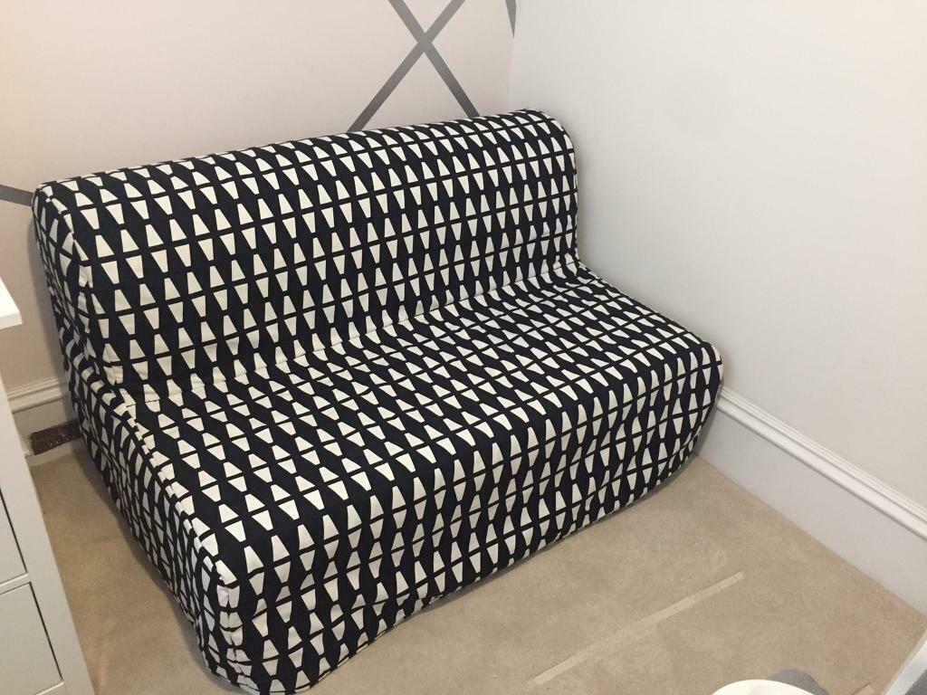 Brilliant Double Sofa Bed Ikea In Aberdeen Gumtree Best Image Libraries Weasiibadanjobscom