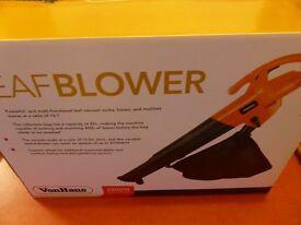 VonHaus Multi functional Leaf Vacuum.