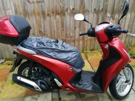 Honda SH MODE 225cc