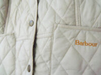 Womens Barbour Liddesdale Quilted Jacket - Perfect condition UK SIZE 10