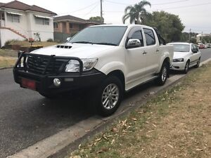 2015 sr5 hilux Maroubra Eastern Suburbs Preview