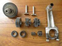 BSA B25 Starfire/Triumph TR25W Trophy parts