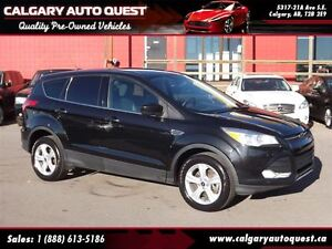 2013 Ford Escape SE 4WD / ECOBOOST / EASY FINANCING AVAILABLE